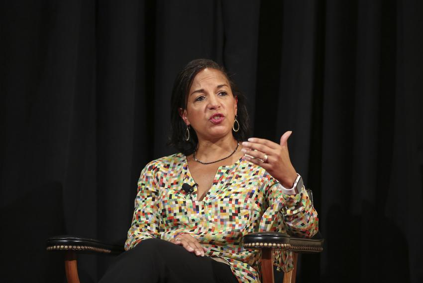 Susan Rice at the The Texas Tribune Festival in 2019.