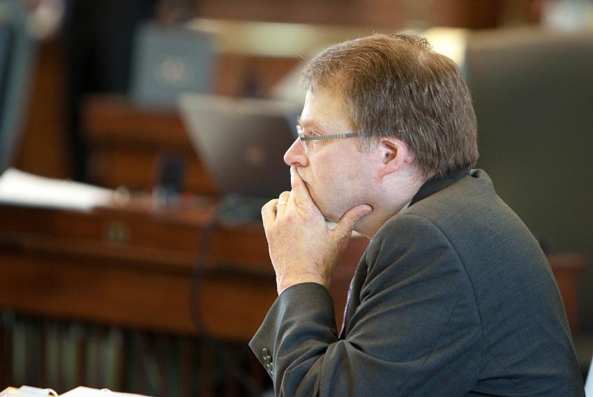 State Senator Brian Birdwell D-22 Republican.