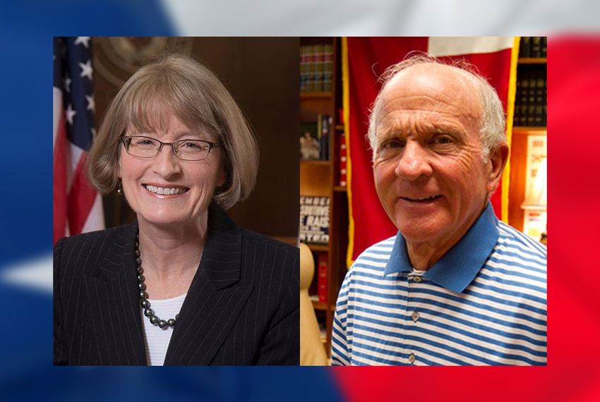 Mary Lou Keel a felony trial court judge in Harris County, is running for Place 2 on the Texas Court of Criminal Appeals against incumbent Larry Meyers.