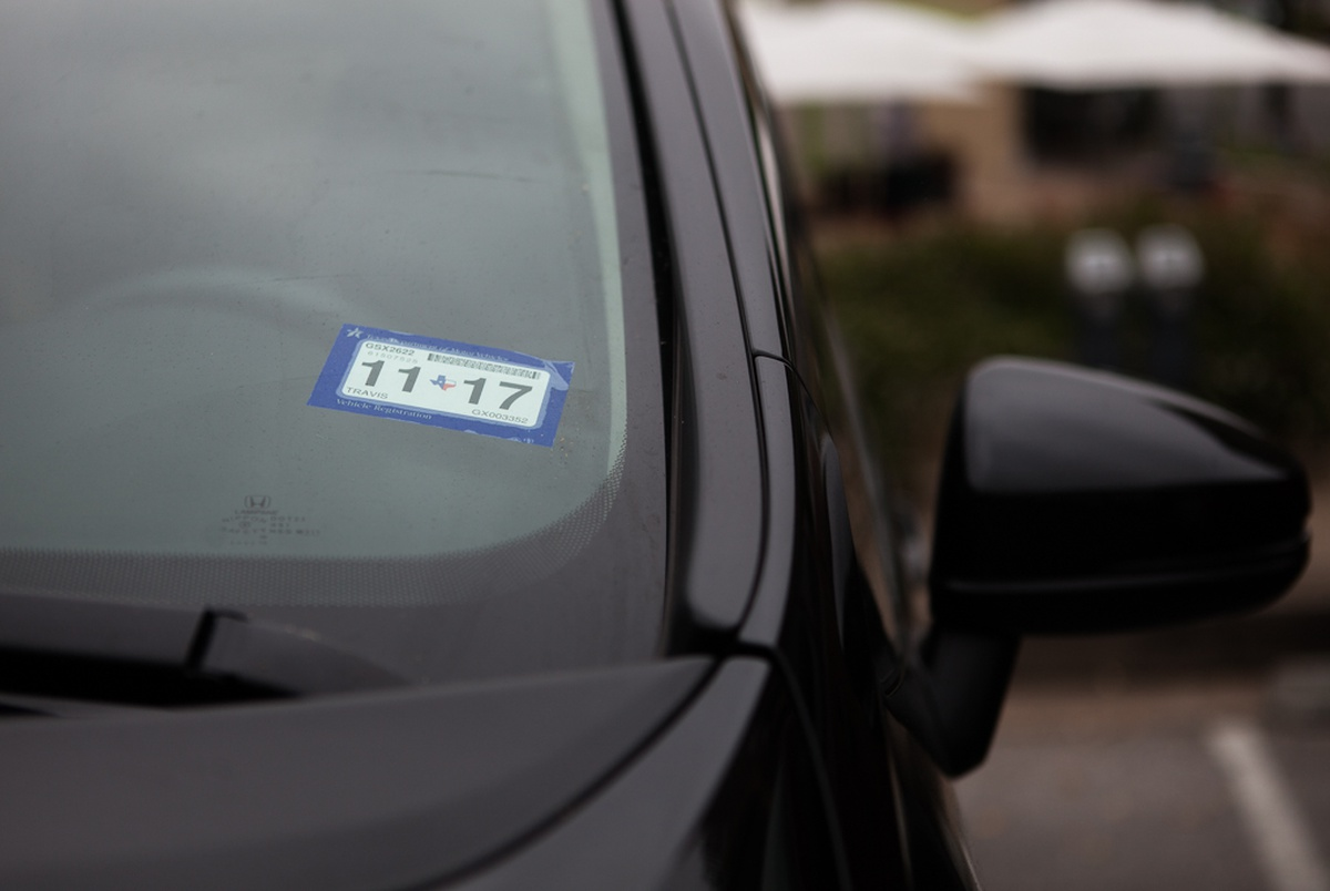 Register car online texas - Texas To Tie Car Registration Renewal To Child Support The Texas Tribune