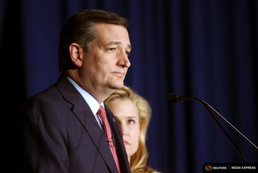 Republican U.S. presidential candidate Senator Ted Cruz drops out of the race for the 2016 Republican presidential nominatio…