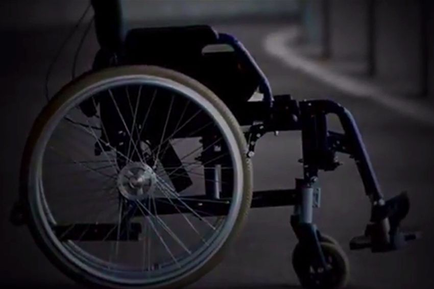 Screenshot taken from Wendy Davis campaign ad that first aired on Oct. 10, 2014.