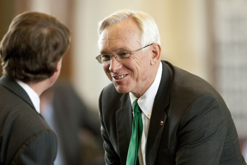 Sen. Steve Ogden R-Bryan on June 3rd, 2011