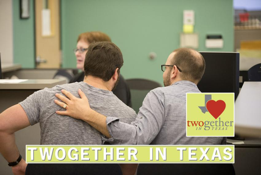 The state's Twogether in Texas program grants couples a $60 discount on a marriage license if they take a premarital educa...