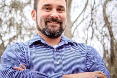 Congressional candidate Matt Berg is running for Congress in Texas' 22nd District.