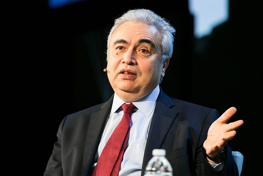 Fatih Birol, Executive Director of the International Energy Agency, at the CERAWeek conference in Houston in March 2018.