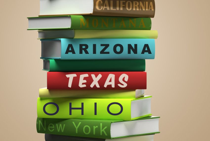 Texas Textbooks National Influence Is A Myth The Texas