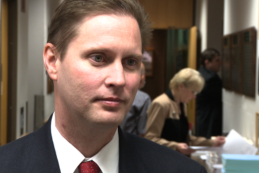 Texas Education Commissioner Robert Scott in March, 2010.