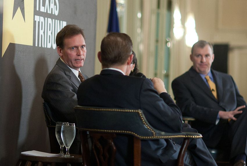 State Rep. John Zerwas, R-Simonton, at TribLive on February 23, 2011.