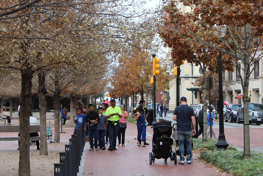Downtown Fort Worth's Sundance Square is a walkable collection of shops, restaurants and entertainment venues that blanket d…