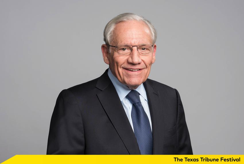 Journalist Bob Woodward in New York on Sept. 10, 2018.