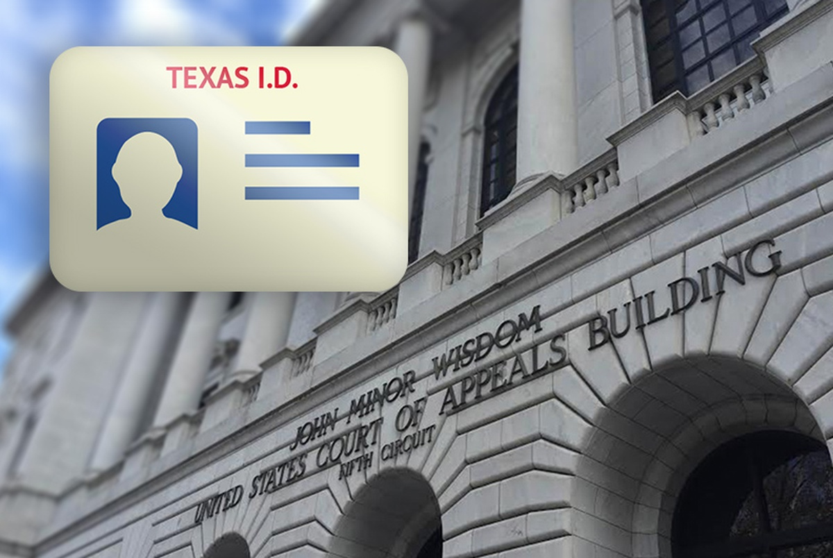 Federal Appellate Court Upholds Embattled Texas Voter Id Law The No Of Appeals Virginia Is A State For Tribune