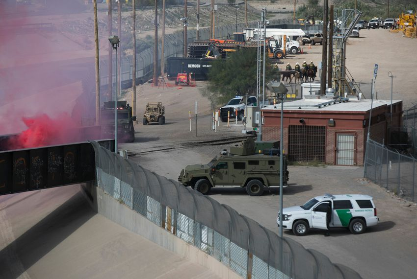 Deal with Mexico paves way for asylum overhaul at U S  border | The