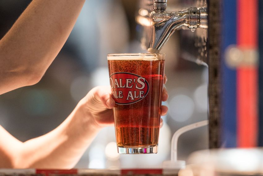 "Colorado-based Oskar Blues, which has a tap room in Austin, is opposed to a bill that would require it to pay what critics call an ""extortion fee"" to beer distributors."