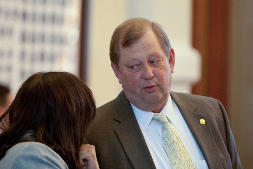State Rep. John Otto, R-Dayton, in the Texas House of Representatives, Feb. 8, 2011.
