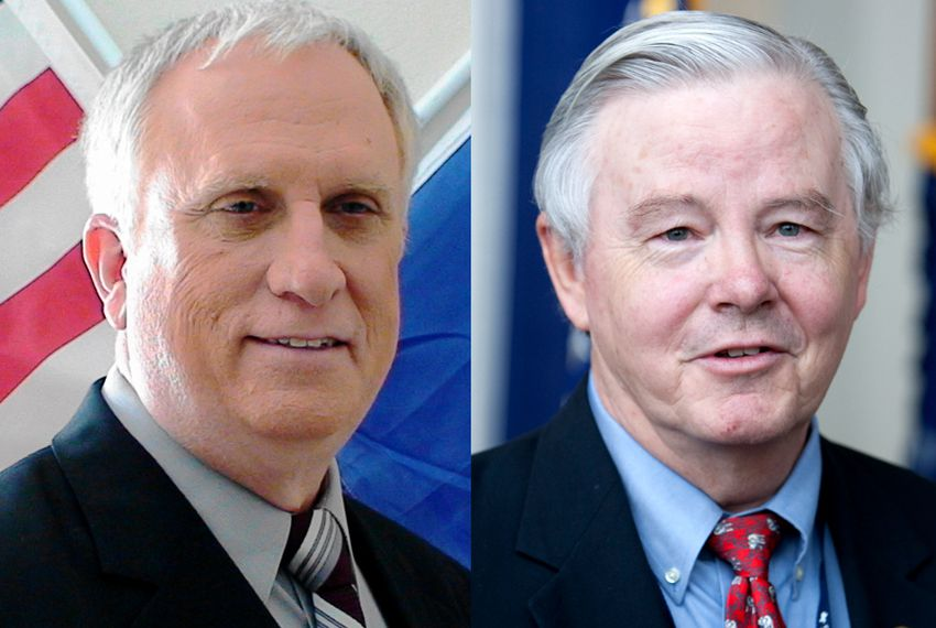 David Cozad and Joe Barton
