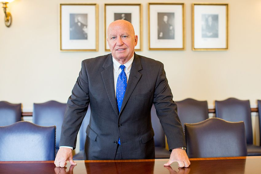 U.S. Rep. Kevin Brady, R-The Woodlands, chairman of the House Ways and Means Committee, in his office in the U.S. Capitol building in Washington, D.C., September 21, 2016.