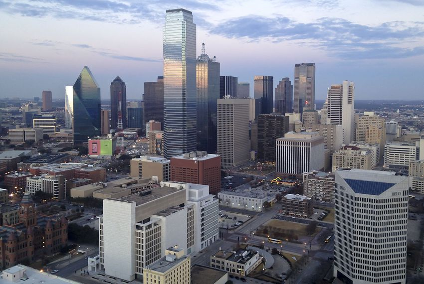 Fort Worth Texas >> Dallas Fort Worth Metro Area Saw Biggest 2018 Texas