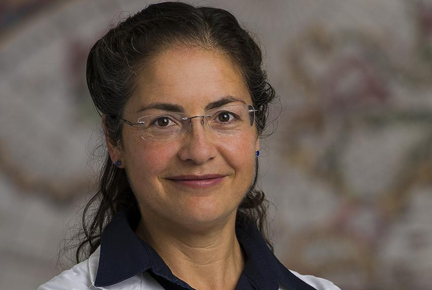 Theodora Ross is the director of the University of Texas Southwestern Medical Center's Cancer Genetics Program.