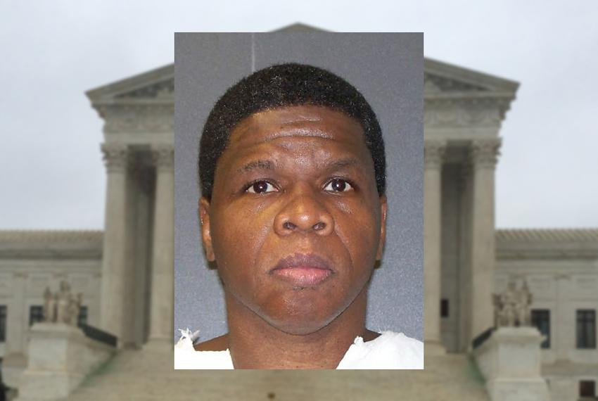 Former Texas death row inmate Duane Buck