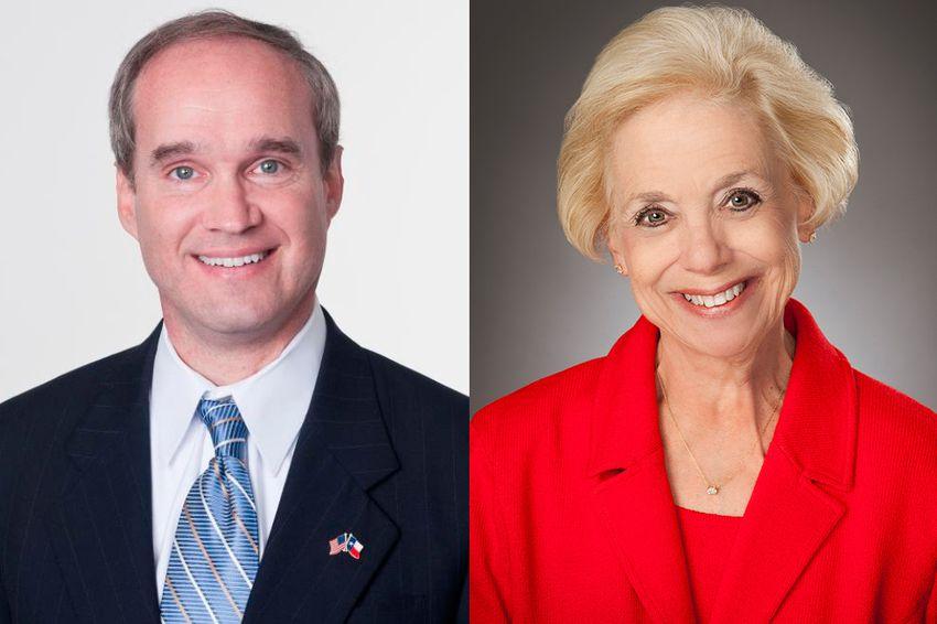 HD-132 hopefuls Mike Schofield and Ann Hodge