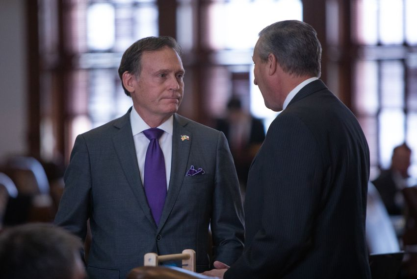 State Rep. John Zerwas, R-Richmond, announced Wednesday that he is retiring from the Legislature.