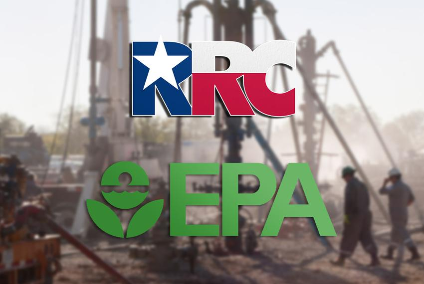Although leadership at the Texas Railroad Commission and U.S. Environmental Protection Agency often feuds, staff at each age…