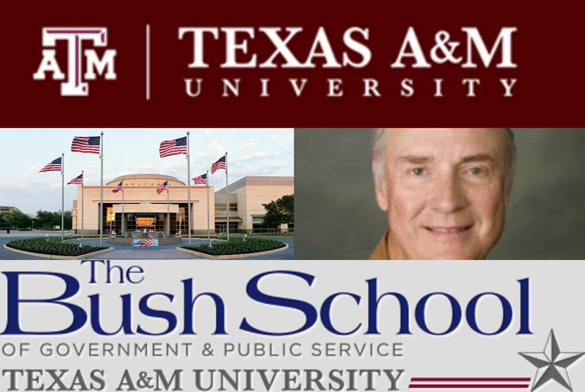 Professor James Griffin, the Bob Bullock Chair in Public Policy and Finance at Texas A&M's Bush School of Government and P...