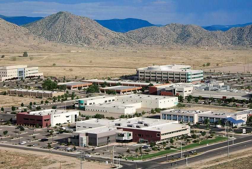 Sandia National Laboratory in New Mexico