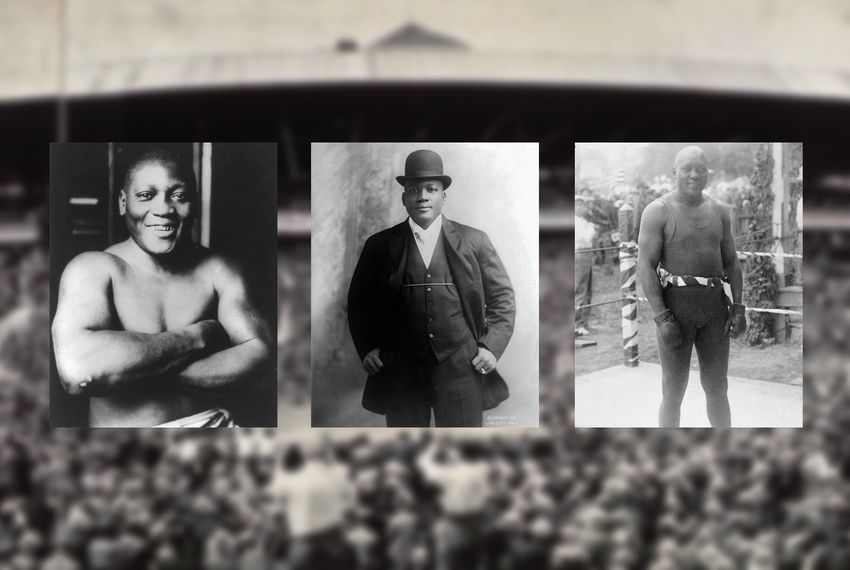 'Racist' Trump Pardons First Black Heavyweight Boxing Champion