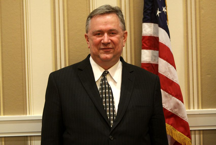 Former U.S. Rep. Steve Stockman, a Houston-area Republican, speaking at the 2013 Conservative Political Action Conference (CPAC) in National Harbor, Maryland.