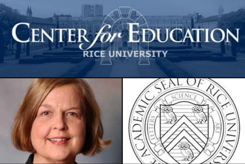 Linda McSpadden McNeil is director of the Center for Education at Rice University.
