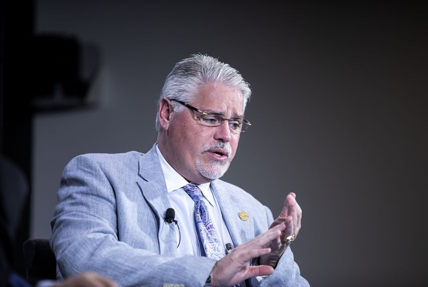 House Public Education Committee Chair Dan Huberty is talking to legislators about raising the state sales tax by a penny, to 7.25 percent, and pouring the money into public education.