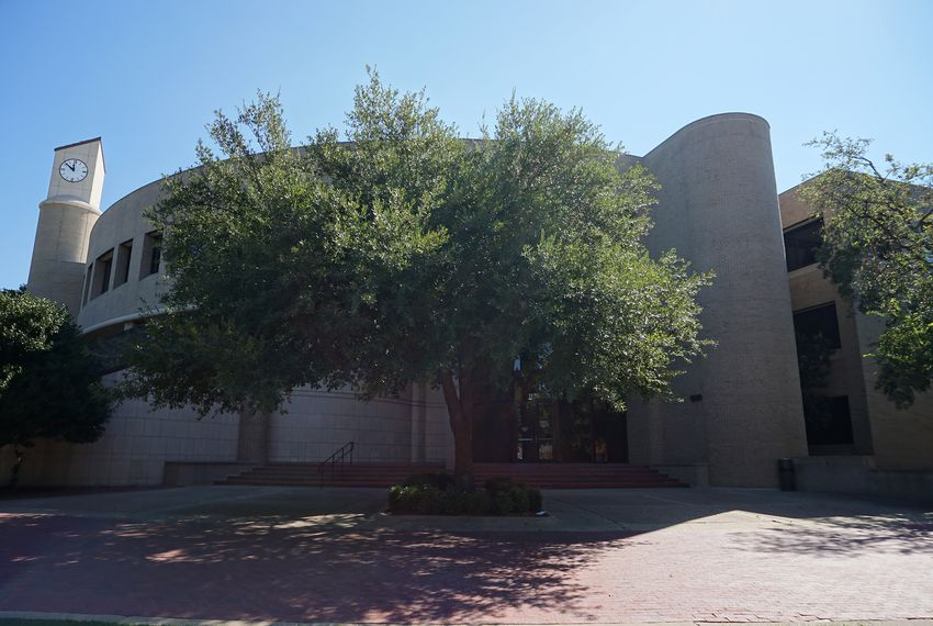 The Plano Municipal Center