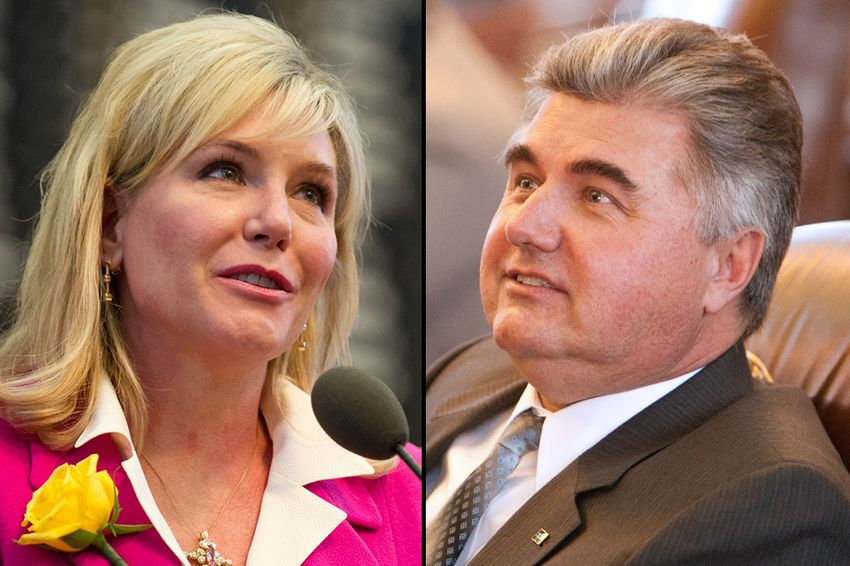Reps. Patricia Harless, R-Spring, and Allen Fletcher, R-Cypress, are among the handful of lawmakers who have already said they won't be back for the next legislative session.