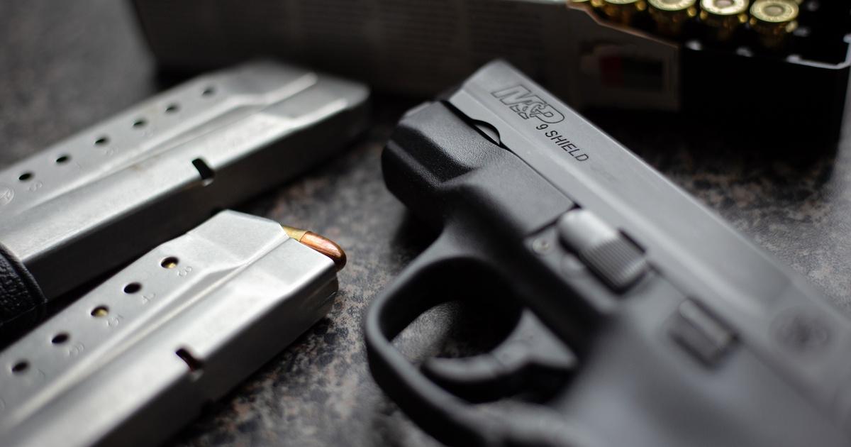 Bill allowing permitless carrying of handguns advances
