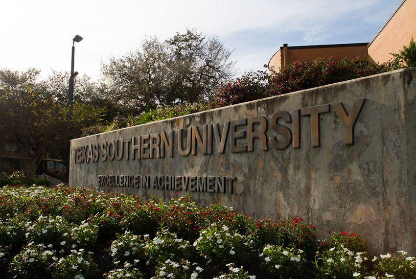 Texas Southern University, Feb. 22nd, 2012.