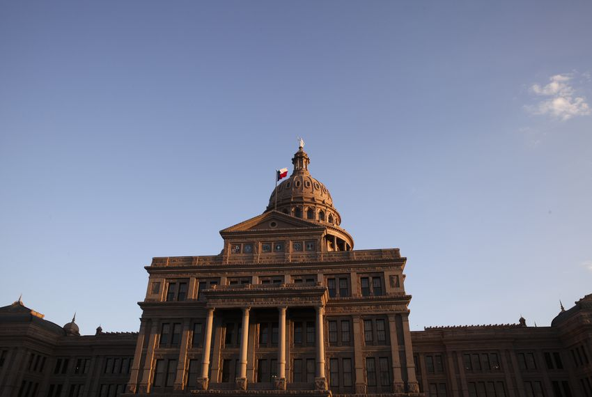 Most state officeholders can't raise campaign funds while the Texas Legislature is in session.