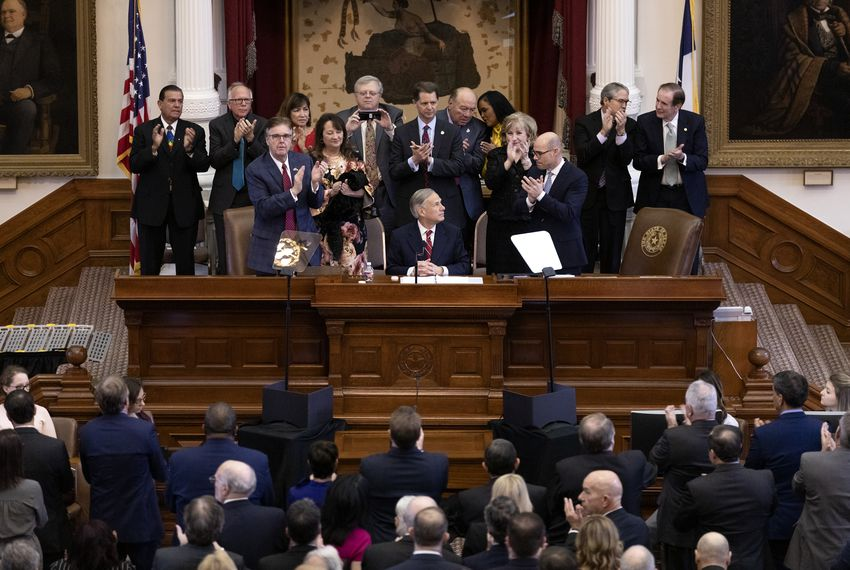Most notable about Gov. Greg Abbott's State of the State address Tuesday were the topics he didn't discuss, including voter rolls.