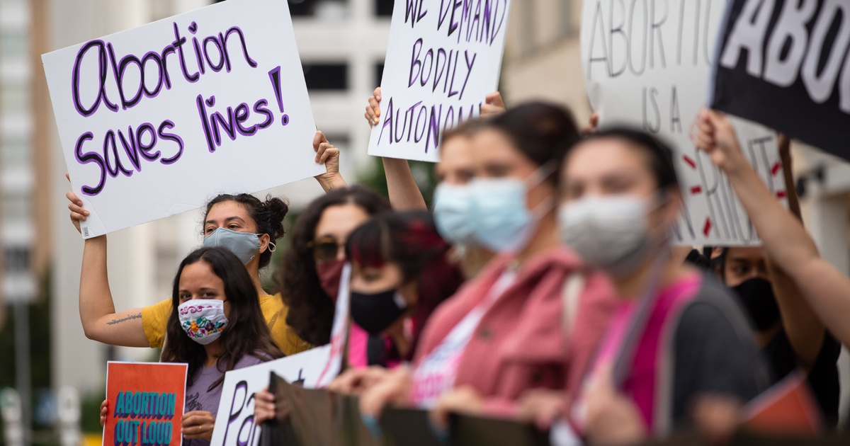 """Texas """"heartbeat bill"""" becomes law, banning abortions as early as six weeks  