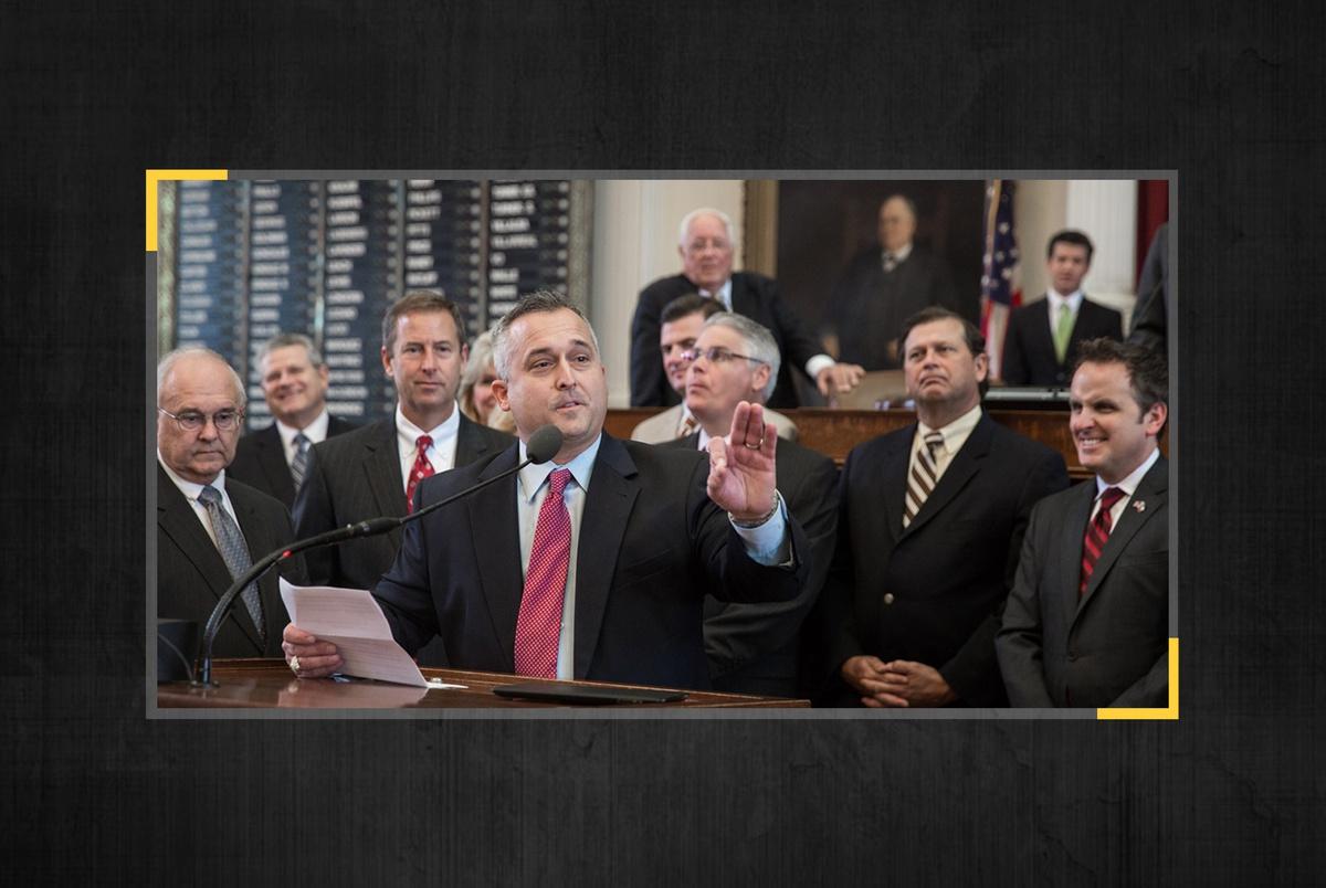 State Rep. Dwayne Bohac announces he won't seek reelection