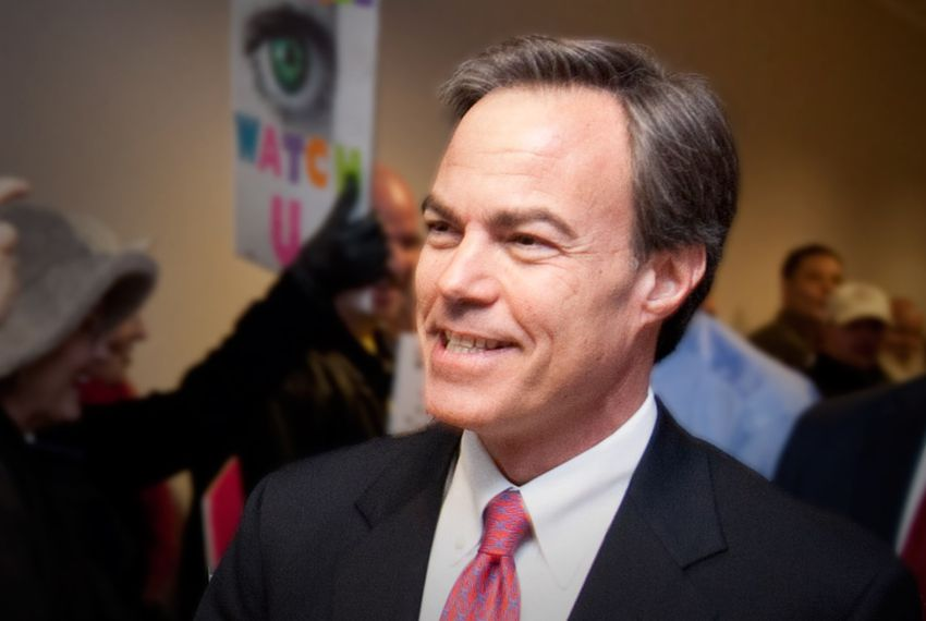 House Speaker Joe  Straus, R-Alamo Heights, in January 2011.