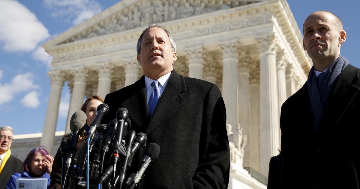 U.S. Supreme Court refuses to hear Ken Paxton's challenge