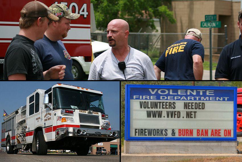 Liverpool, Texas Volunteer Fire Department