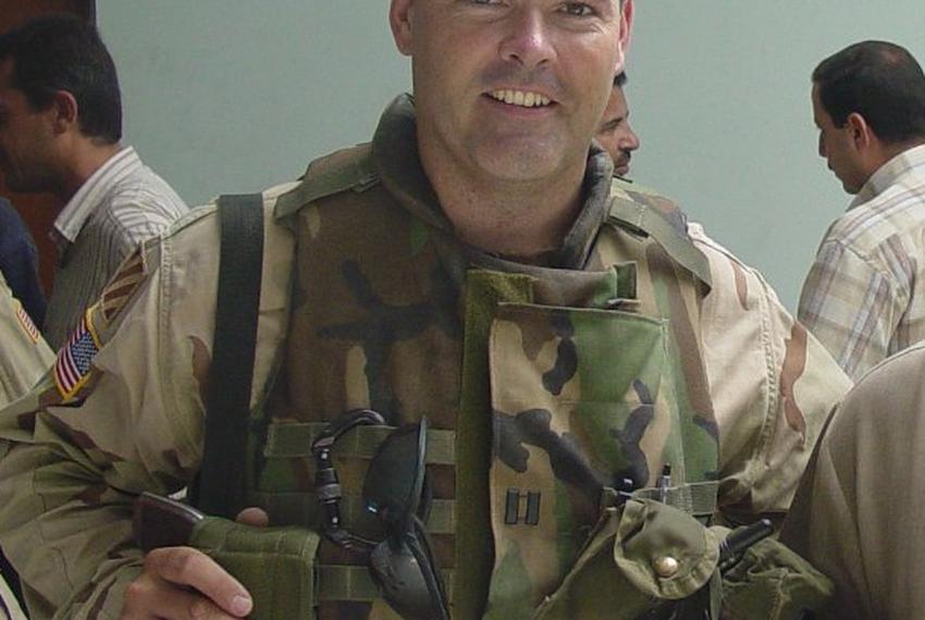 Rep. Allen Vaught, D-Dallas