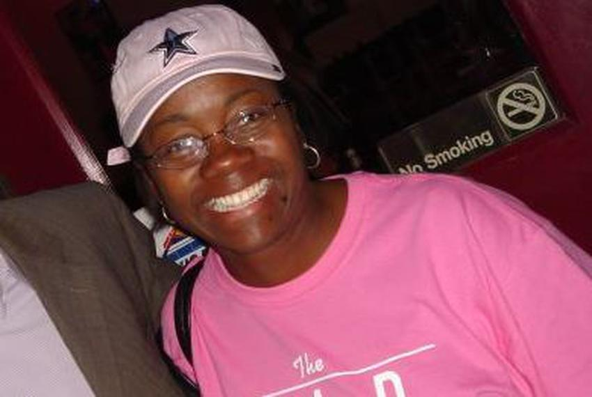 Denise Davis, pictured in 2007