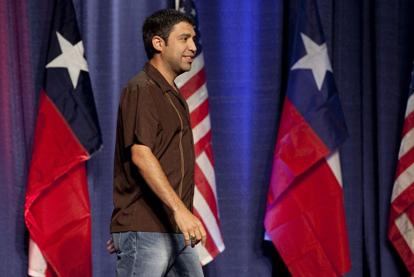 State Rep. Solomon Ortiz, D-Corpus Christi, at the Texas Democratic Convention in Corpus Christi, on June 26, 2010.