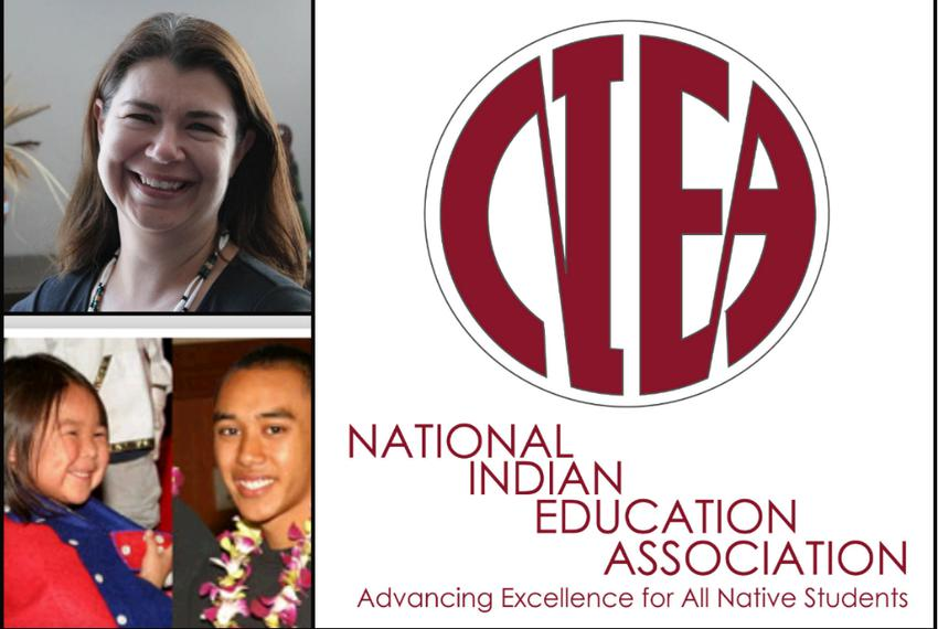 Ahniwake Rose is the executive director of the National Indian Education Association.