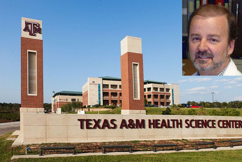 Dr. David Earnest, professor at the Texas A&M Health Science Center College of Medicine's Department of Neuroscience and Experimental Therapeutics.
