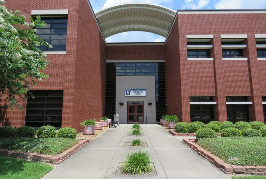 The technology center at the Lamar Institute of Technology in Beaumont.